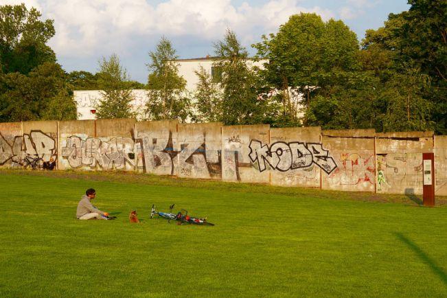 Общество, В Рейкьявике появится своя Берлинская стена | В Рейкьявике появится своя Берлинская стена