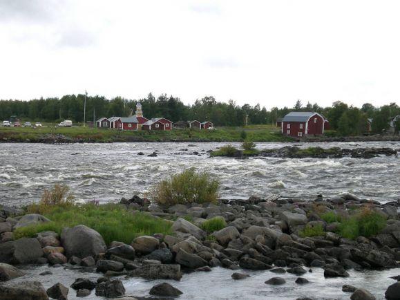 Общество, На шведско-финской границе в Лапландии прошли массовые акции | На шведско-финской границе в Лапландии прошли массовые акции