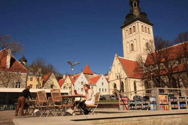 Бизнес, В Таллинне и Стокгольме заработают беспроводные сети 5 поколения | В Таллинне и Стокгольме заработают беспроводные сети 5 поколения