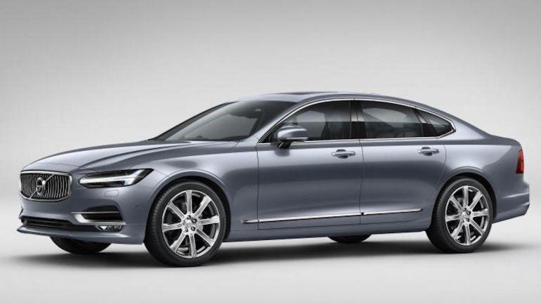 Бизнес, Volvo представила автомобиль, способный двигаться по шоссе без участия водителя | Volvo представила автомобиль, способный двигаться по шоссе без участия водителя