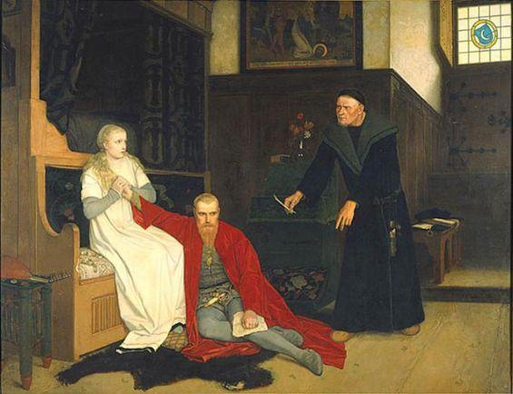 Статьи Общество, Каарина Маунунтютар (Карин Монсдоттер) (1550–1612) финская королева Швеции | Каарина Маунунтютар (Карин Монсдоттер) (1550–1612) финская королева Швеции