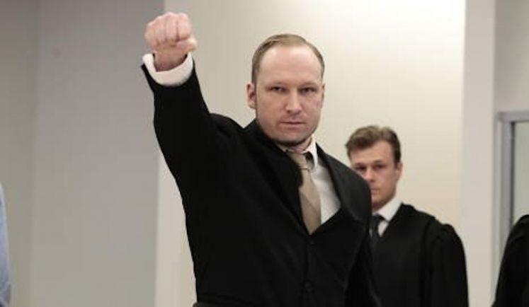 Общество, Будущего норвежского массового убийцу задержали в Германии с оружием … и отпустили | Будущего норвежского массового убийцу задержали в Германии с оружием … и отпустили