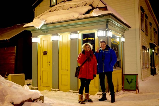 Культура, В Норвегии одновременно открылся крупнейший кинофестиваль и самый маленький кинотеатр | В Норвегии одновременно открылся крупнейший кинофестиваль и самый маленький кинотеатр