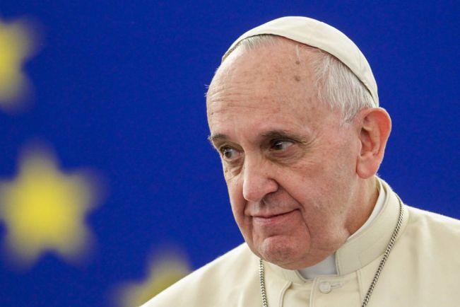 Общество, Папа Франциск приедет в Швецию | Папа Франциск приедет в Швецию