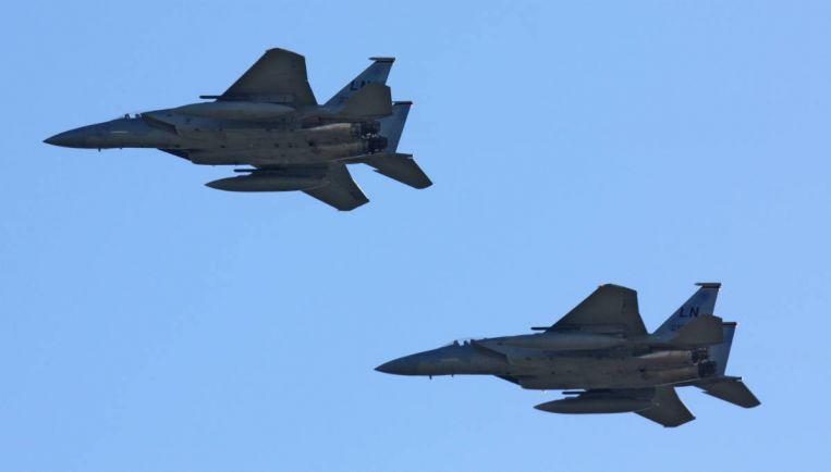 Общество, Финские военные лётчики проведут совместные учения с американскими коллегами | Финские военные лётчики проведут совместные учения с американскими коллегами