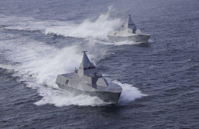 Общество, Шведская береговая охрана готовится к «высокому сезону» | Шведская береговая охрана готовится к «высокому сезону»