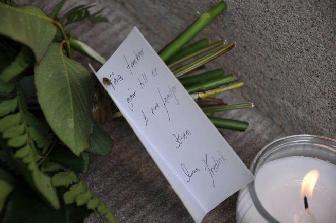 Общество, В Копенгагене почтят память жертв террористического нападения в феврале 2015 года | В Копенгагене почтят память жертв террористического нападения в феврале 2015 года
