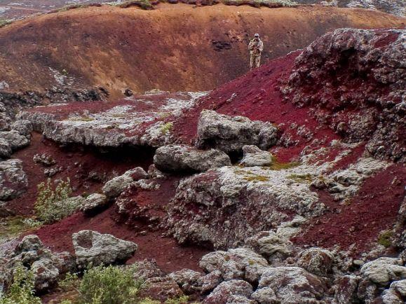 Калейдоскоп, Хочешь увидеть Марс - отправляйся в Исландию | Хочешь увидеть Марс - отправляйся в Исландию
