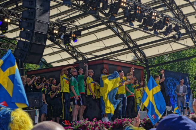 Калейдоскоп, Северные страны готовы принять финал чемпионата Европы по футболу | Северные страны готовы принять финал чемпионата Европы по футболу