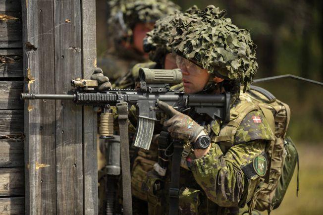 Общество, Дания увеличивает своё военное присутствие на Ближнем Востоке | Дания увеличивает своё военное присутствие на Ближнем Востоке