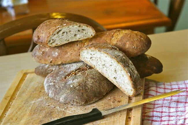 Рецепты, Традиционный шведский хлеб с мукой спельты | Традиционный шведский хлеб с мукой спельты