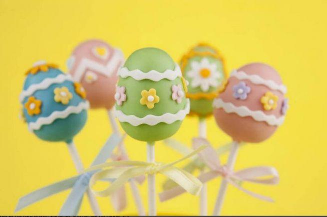 Рецепты, Popcakes - нарядные пасхальные кексы | Popcakes - нарядные пасхальные кексы