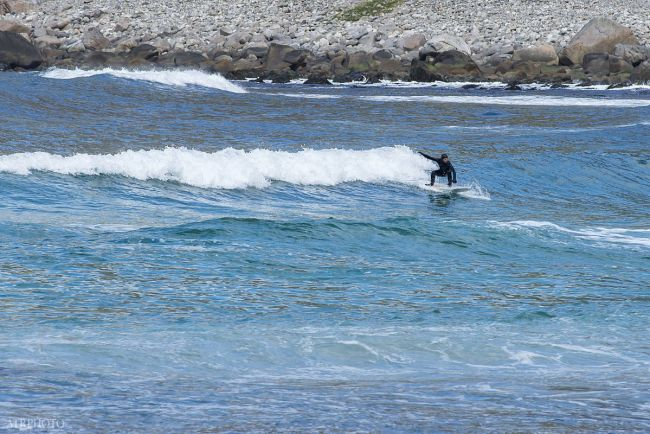 Туризм, Норвежские Лофотенские острова конкурируют с Бали за сёрферов | Норвежские Лофотенские острова конкурируют с Бали за сёрферов