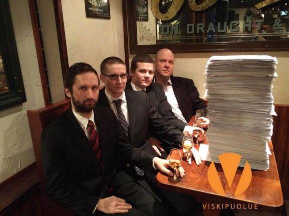 Общество, В Финляндии официально зарегистрирована Партия виски | В Финляндии официально зарегистрирована Партия виски