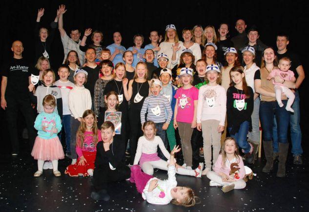 Культура, В Финляндии завершился Первый международный фестиваль русскоязычных детских театров | В Финляндии завершился Первый международный фестиваль русскоязычных детских театров