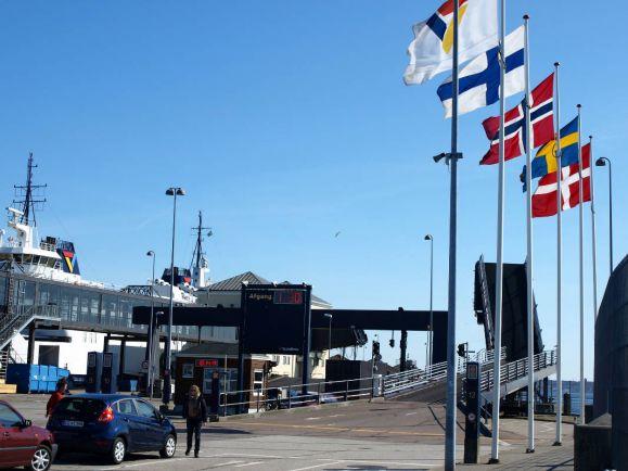 Калейдоскоп, Датская полиция отправила домой 250 пьяных шведов | Датская полиция отправила домой 250 пьяных шведов
