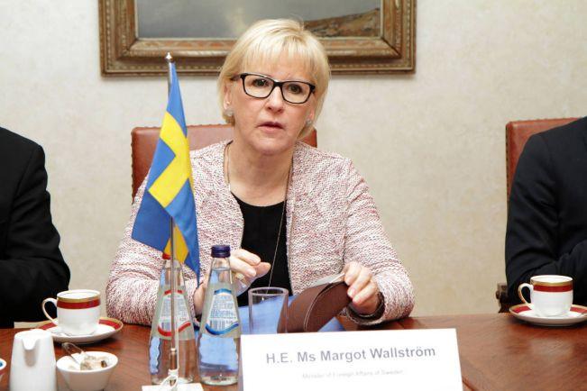 Общество, Шведская министр иностранных дел может быть причастна к коррупционному скандалу | Шведская министр иностранных дел может быть причастна к коррупционному скандалу