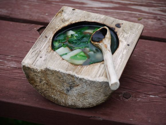 Рецепты, Nässelsoppa - шведский суп из крапивы | Nässelsoppa - шведский суп из крапивы