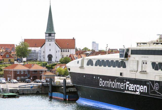 Общество, Датский остров Борнхольм отметил годовщину освобождения от советских освободителей | Датский остров Борнхольм отметил годовщину освобождения от советских освободителей