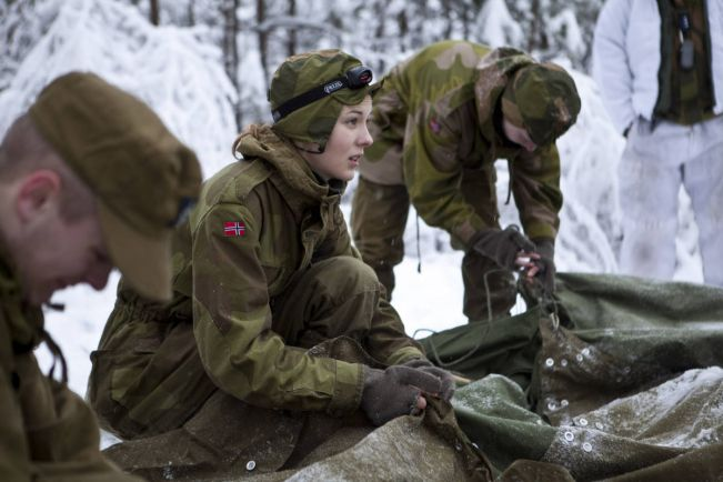 Калейдоскоп, Норвежских солдат оштрафовали за дедовщину | Норвежских солдат оштрафовали за дедовщину