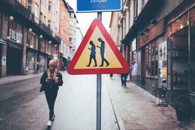 Калейдоскоп, Стокгольм – столица телефонных зомби Европы | Стокгольм – столица телефонных зомби Европы