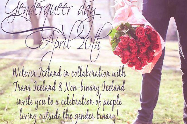 Общество, В Исландии отмечают День третьего пола | В Исландии отмечают День третьего пола