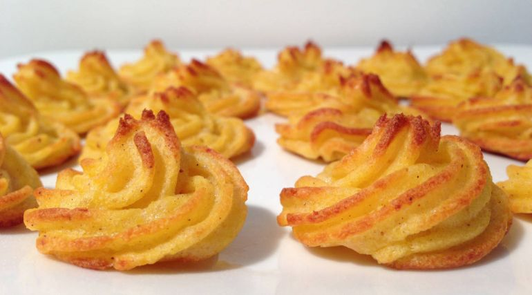 Рецепты, Pommes duchesse - Картофель Дюшес | Картофель Дюшес