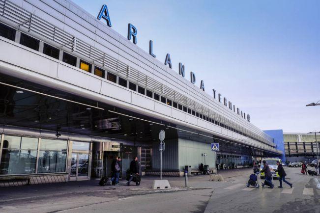 Общество, Закрыто воздушное пространство над Стокгольмом | Закрыто воздушное пространство над Стокгольмом