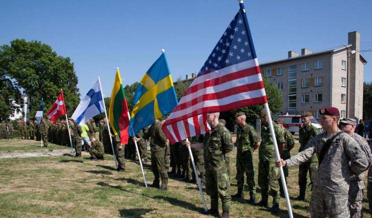 Общество, Шведский парламент одобрил соглашение с НАТО | Шведский парламент одобрил соглашение с НАТО