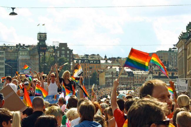 Общество, Премьер-министр Швеции примет участие в традиционном фестивале в поддержку секс-меньшинств | Премьер-министр Швеции примет участие в традиционном фестивале в поддержку секс-меньшинств