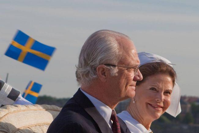 Общество, Король и королева Швеции отпраздновали 40 лет брака | Король и королева Швеции отпраздновали 40 лет брака