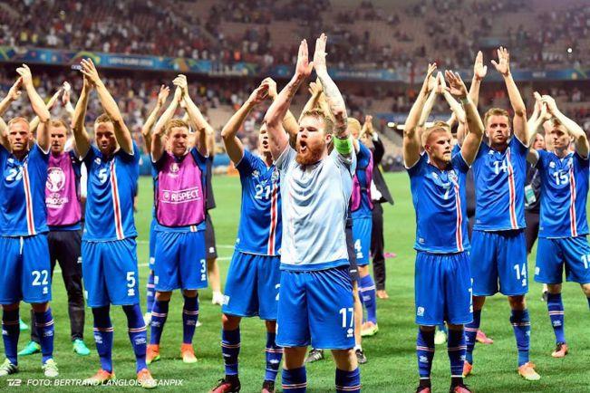 Калейдоскоп, Букмекеры не верят в победу Исландии на чемпионате Европы | Букмекеры не верят в победу Исландии на чемпионате Европы