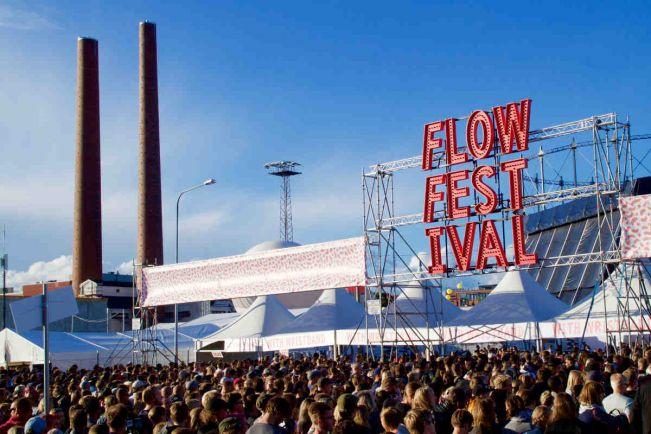 Культура, Музыкальный фестиваль FLOW в Хельсинки в 2016 году стал самым массовым за всю историю проведения | Музыкальный фестиваль FLOW в Хельсинки в 2016 году стал самым массовым за всю историю проведения