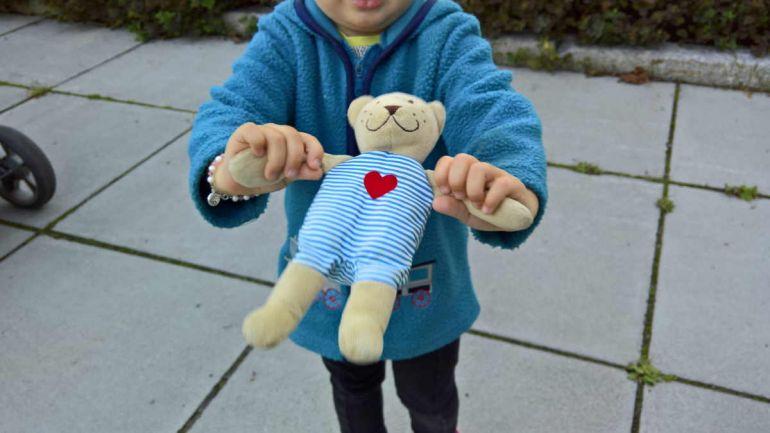 Общество, Финские полицейские нашли хозяйку потерявшегося плюшевого мишки | Финские полицейские нашли хозяйку потерявшегося плюшевого мишки