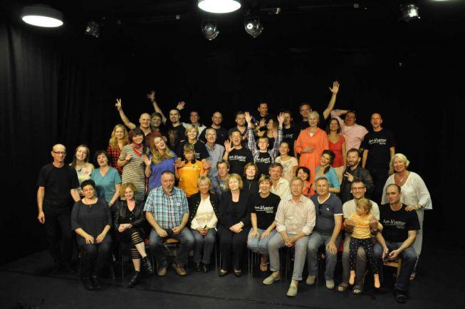 Культура, В Финляндии состоялся международный фестиваль  русскоязычных театров | В Финляндии состоялся международный фестиваль  русскоязычных театров