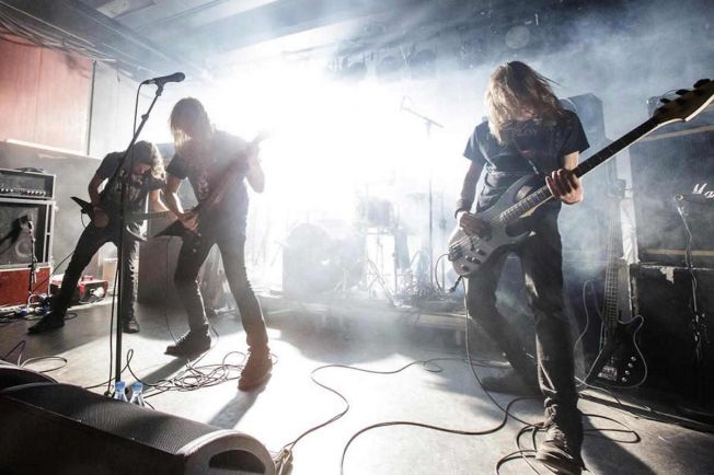 Общество, Датский священник агитирует против блэк-металлического концерта в церкви | Датский священник агитирует против блэк-металлического концерта в церкви