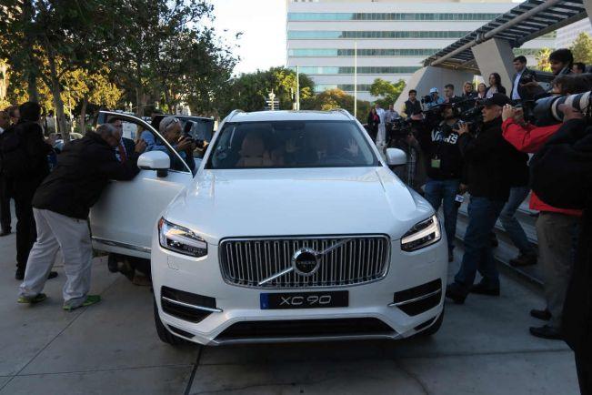 Бизнес, Volvo создаст беспилотные автомобили следующего поколения | Volvo создаст беспилотные автомобили следующего поколения
