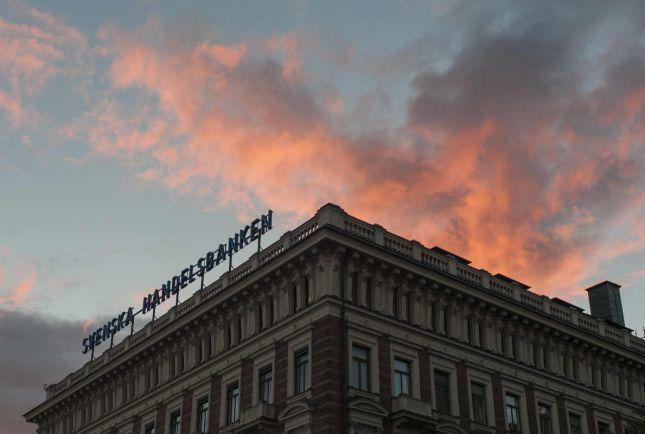 Калейдоскоп, В Стокгольме загорелся Каролинский институт | В Стокгольме загорелся Каролинский институт