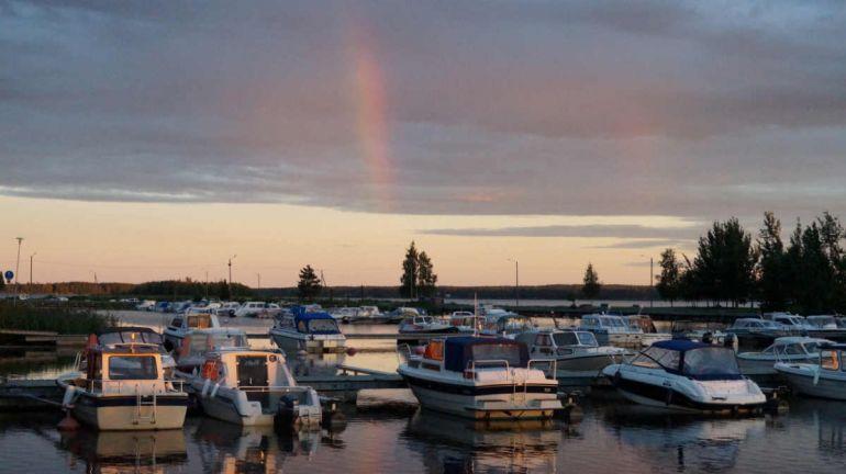 ТАЙНЫE СОКРОВИЩА БОТНИИ, Ваaса – финский город, неуклонно приближающийся к Швеции | Ваaса – финский город, неуклонно приближающийся к Швеции
