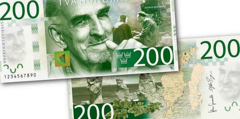 Общество, В Швеции запустили в обращение новые банкноты и монеты | В Швеции запустили в обращение новые банкноты и монеты