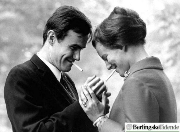 Общество, Исполнилось 50 лет со дня помолвки датской королевской четы | Исполнилось 50 лет со дня помолвки датской королевской четы