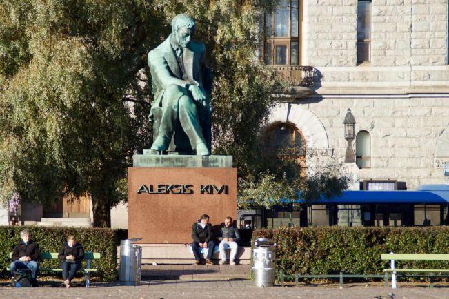 Статьи Культура, Алексис Киви (1834–1872)  финский писатель | Алексис Киви (1834–1872)  финский писатель
