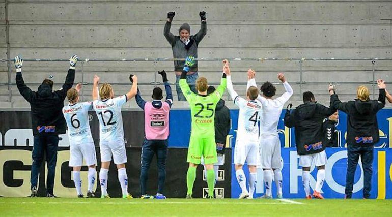 Калейдоскоп, Шведские футболисты устроили овацию единственному болельщику, отправившемуся с ними на выезд | Шведские футболисты устроили овацию единственному болельщику, отправившемуся с ними на выезд