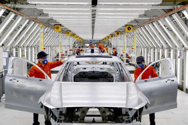 Бизнес, VOLVO станет китайским премиальным брендом | VOLVO станет китайским премиальным брендом