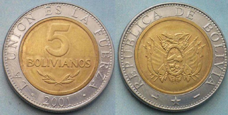 Бизнес, Деньги для Боливии отчеканят в Финляндии | Деньги для Боливии отчеканят в Финляндии