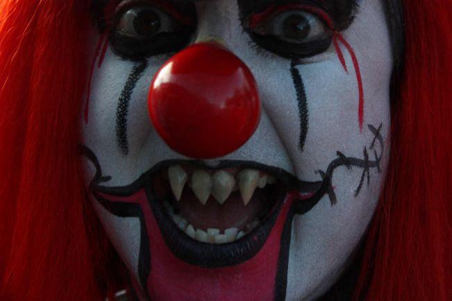Калейдоскоп, Злобные клоуны добрались до Исландии | Злобные клоуны добрались до Исландии