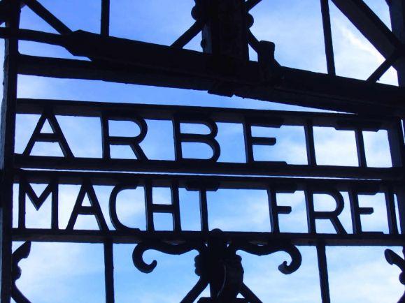 Общество, Украденные ворота концлагеря Дахау нашлись в Норвегии | Украденные ворота концлагеря Дахау нашлись в Норвегии