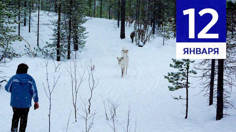 Январь, 12 | Календарь знаменательных дат Скандинавии