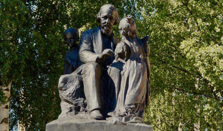 Статьи Культура, Цахрис Топелиус (1818–1898) писатель, журналист, профессор истории | Цахрис Топелиус (1818–1898) писатель, журналист, профессор истории