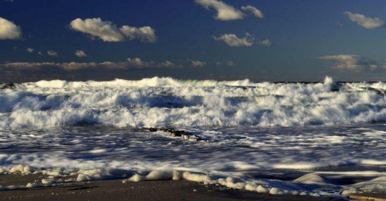 Калейдоскоп, Сильный шторм на Балтике, возможно, убил двух беговых лошадей | Сильный шторм на Балтике, возможно, убил двух беговых лошадей